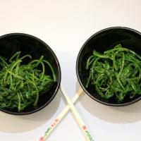 Salade de fanes de radis (anti-gaspi)