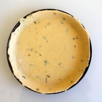 Pâte brisée légère au fromage blanc (sans beurre)