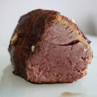 Gigot d'agneau (cuisson basse température)